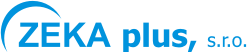 logo firmy ZEKA plus, s. r. o., SLAVIČÍN