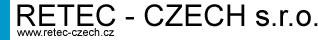 logo firma RETEC Czech