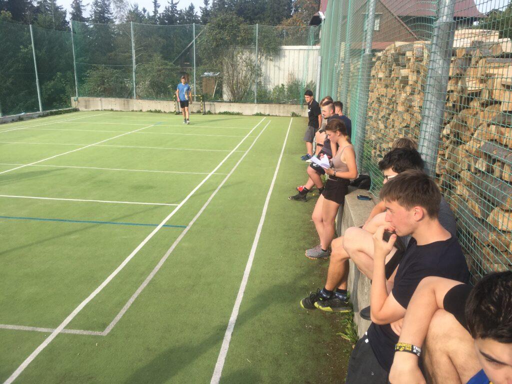 foto sportovně-turistický kurz